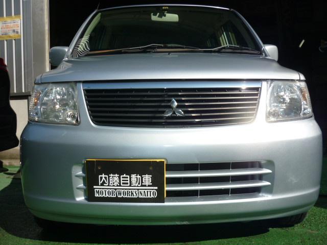 三菱 eKワゴン M ETC CD キーレス