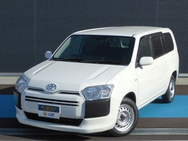 トヨタ プロボックス GL パワステ キーレスエントリー ABS AC PW 記録簿