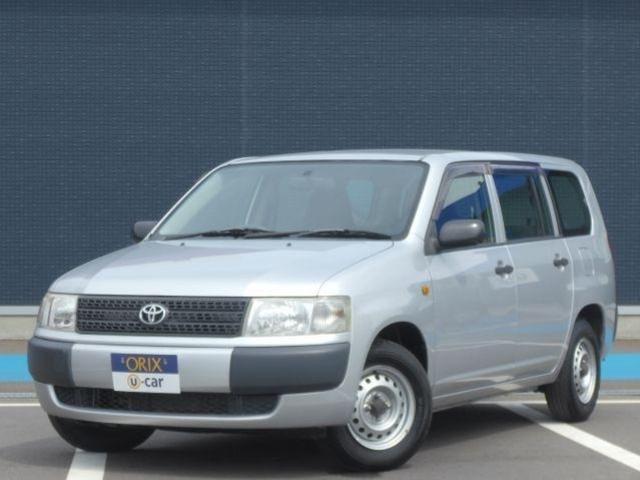 トヨタ プロボックスバン DX ETC パワステ エアコン ABS エアバック デュアルエアバッグ