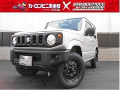 ジムニーXG 4WD 当店展示中 キーレス 4AT 新車未登録