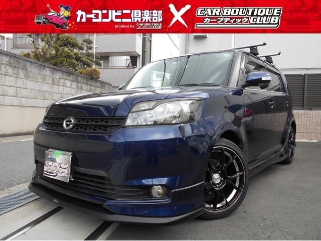 トヨタ 1.5X エアロツアラー モデリスタエアロ SSR18アルミ