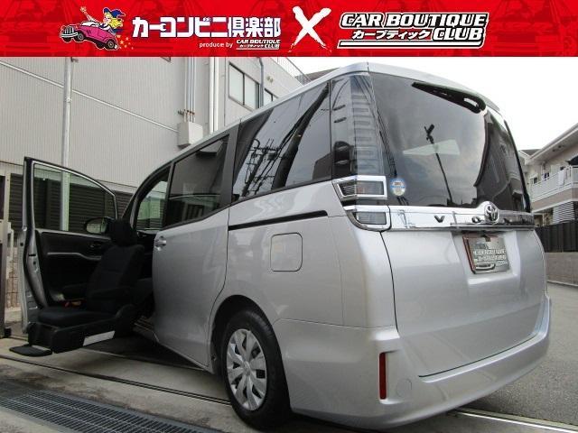 トヨタ Xウェルキャブ助手席リフトアップS