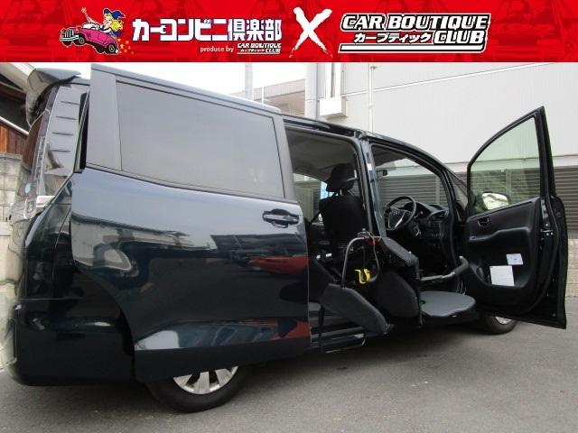 トヨタ フレンドマチック取付専用車 ウェルライド 車いす収納装置 APドライブ手動運転補助装置