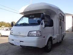 ボンゴトラックキャンピングカー FFヒーター 4WD 3ベッド