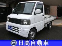 ミニキャブトラックVX−SE 4WD 5MT エアコン