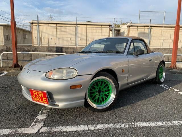 「マツダ」「ロードスター」「オープンカー」「奈良県」の中古車