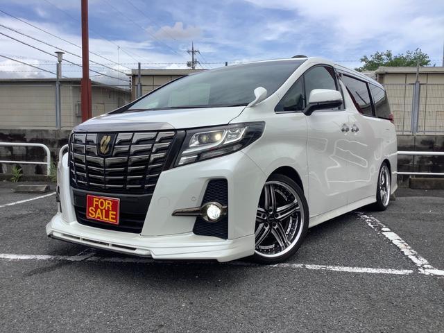 トヨタ 2.5S Aパッケージ タイプブラック 車高調 アルミ ナビ