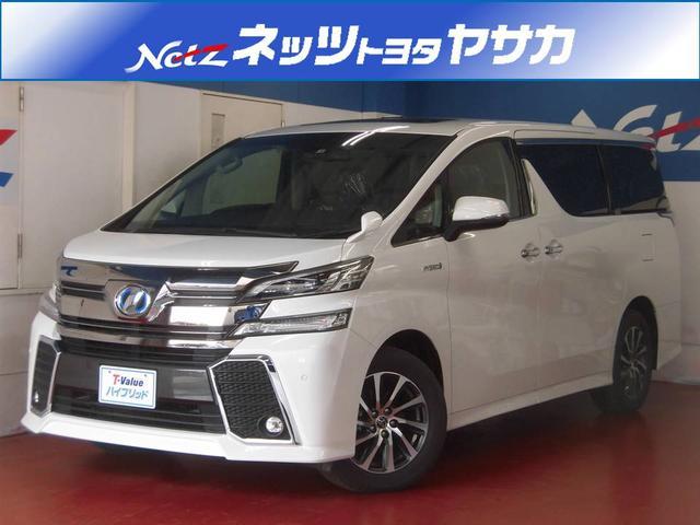 トヨタ ZR Gエディション E-FOUR ツインムーンルーフ