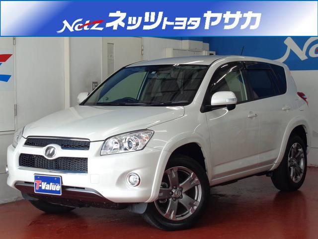 「トヨタ」「RAV4」「SUV・クロカン」「京都府」の中古車