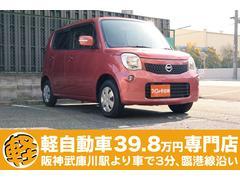 モコX オートエアコン 新品バッテリー 新品ワイパー 軽自動車