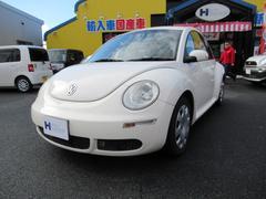 VW ニュービートルEZ 保証付