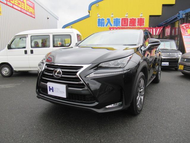 「レクサス」「NX」「SUV・クロカン」「京都府」の中古車