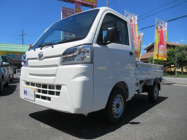 ダイハツ  4WD 軽トラック ホワイト