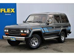 ランドクルーザー60VX 4000 ガソリン 全国登録可能 3列シート オートマ
