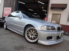 BMW330Ci クーペDEEPSユーロM3仕様BBSアルミ