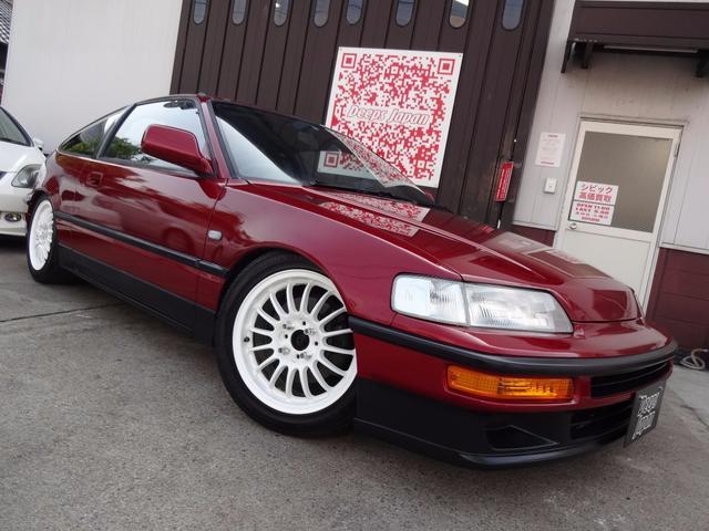 ホンダ EF8 SiR最終モデルサンルーフテイン車高調5次元マフラー