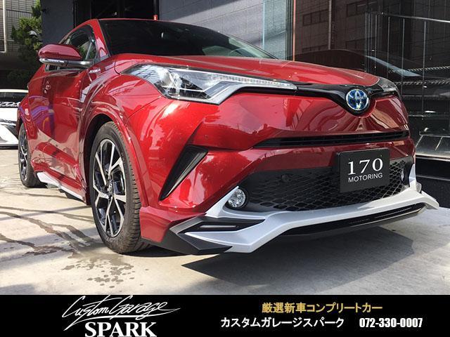 トヨタ G ブラックパールコンプリート ローダウン ガレージスパーク