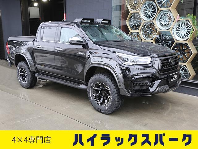 トヨタ Z WALDブラックバイソン コンプリート