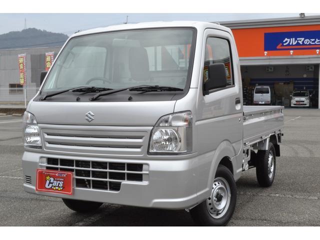 スズキ KCエアコン・パワステ 未使用車 4WD 5速MT ABS