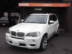 BMW X53.0si サンルーフ 黒革シート 4WD