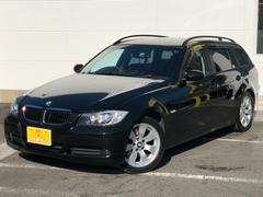 BMW320iツーリング・純正オーディオ・プッシュスタート・ETC