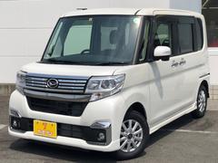 タントカスタムX・走行1000km台・エコアイドル・純正ナビ