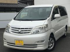 アルファードVAX Lエディション・禁煙車・純正ナビ・地デジチューナー