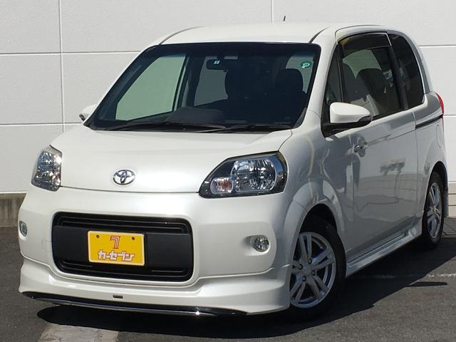 トヨタ G・純正SDナビ・プッシュスタート・スマートキー
