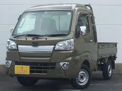 ハイゼットトラックジャンボ・社外ナビ・ワンセグ・4WD・AT・エアコン・PS