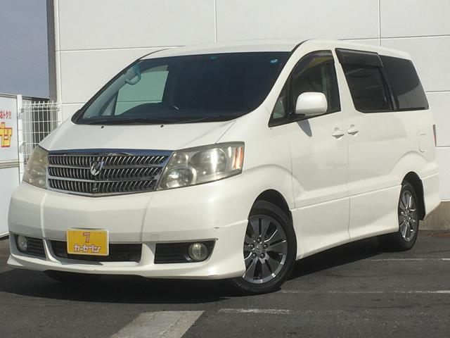 トヨタ AS プレミアム・社外HDDナビ・フルセグ・両側電動・ETC
