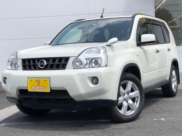 日産 25X・1オーナー・4WD・HDDナビ・ワンセグ・Bカメラ