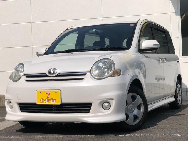 トヨタ X Sエディション・ワンオーナー・HDDナビ・エアロ