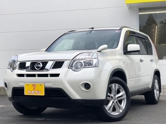 日産 20X・ワンオーナー・4WD・HDDナビ・フルセグTV