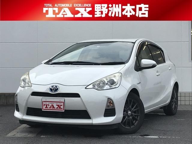 トヨタ S・純正SDナビ・ワンセグTV・ETC・オートライト