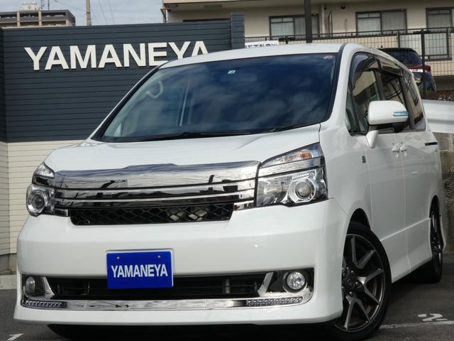 トヨタ ZS G'sバージョンEDGE 両電 天井モニター ナビTV