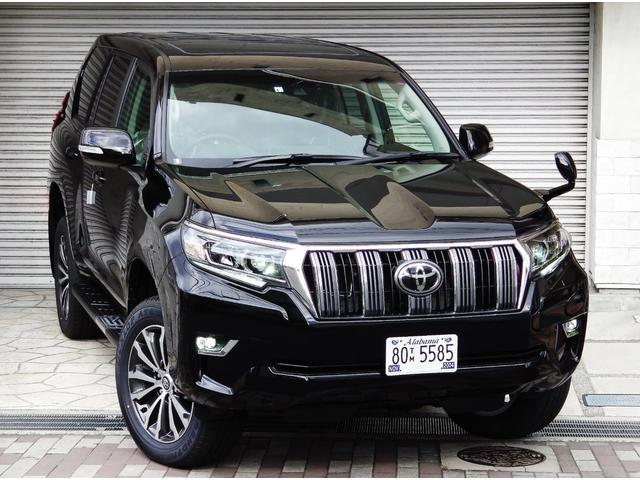 トヨタ TXLP7人 新車ディーラー保証付 2インチリフトアップ