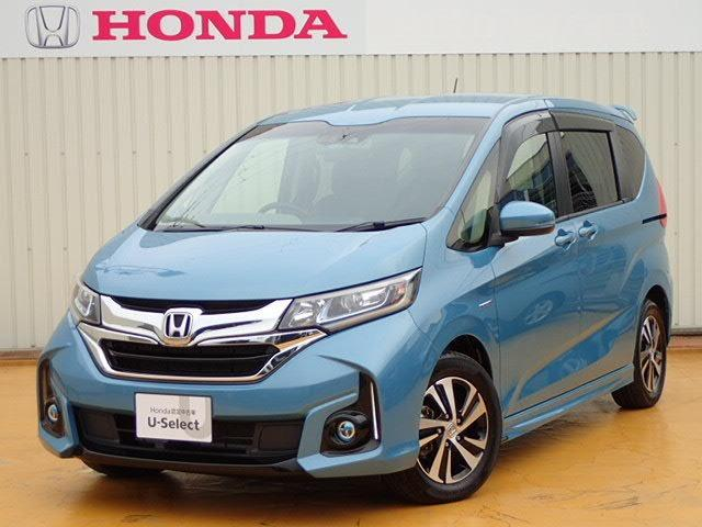 ホンダ ハイブリッド・EX HondasENSING メモリーナビ