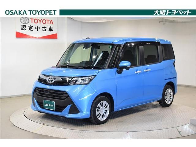 タンク(トヨタ) G−T 中古車画像