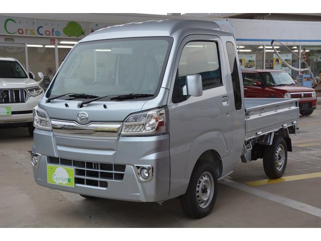 ダイハツ ジャンボ 4WD 5MT ブルーレイ搭載ナビETCマット付