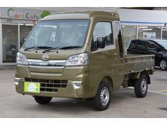 ハイゼットトラックジャンボ 2WD 4AT ブルーレイ搭載ナビETCマット付