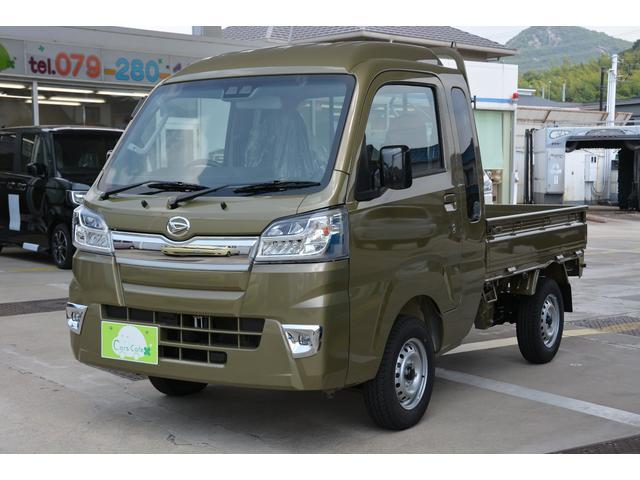 ダイハツ ジャンボSAIIIt 4WD5MTブルーレイ搭載ナビETC付