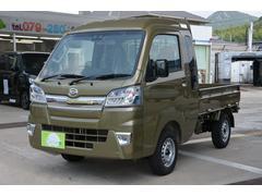 ハイゼットトラックジャンボSAIIIt 4WD5MTブルーレイ搭載ナビETC付