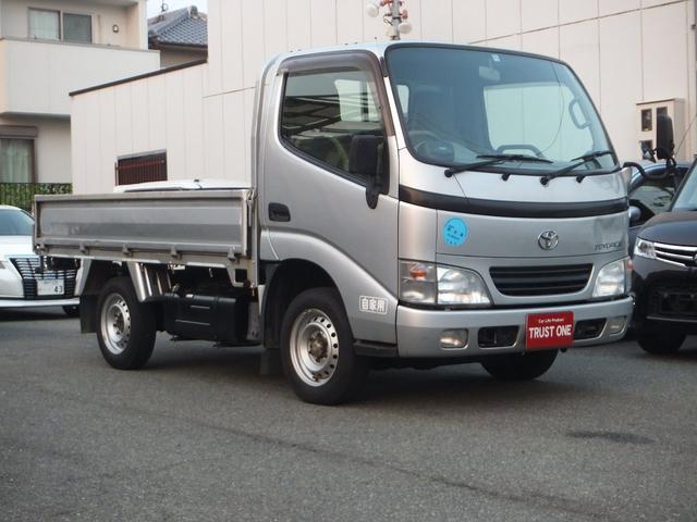 トヨタ シングルジャストロー 1.25t 5MT 法人ユーザー買取車