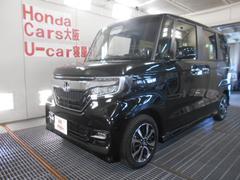 N BOXカスタムG・Lホンダセンシング Mナビ 当社試乗車