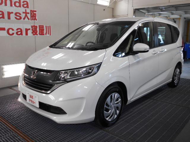 ホンダ G・ホンダセンシング Mナビ 当社試乗車