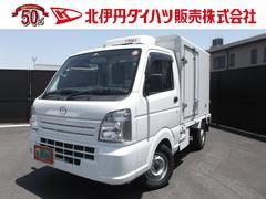 スクラムトラックKCエアコン・パワステ 冷蔵冷凍車 −30℃設定