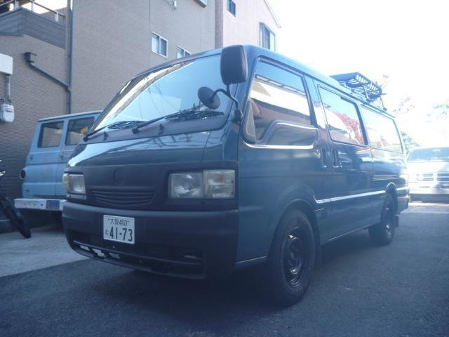マツダ ロングワイドローDX ライトキャンピングカー