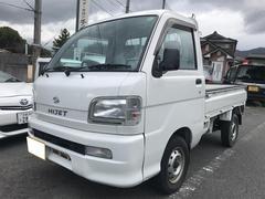 ハイゼットトラックエアコン・パワステ スペシャル 4WD 5速ミッション