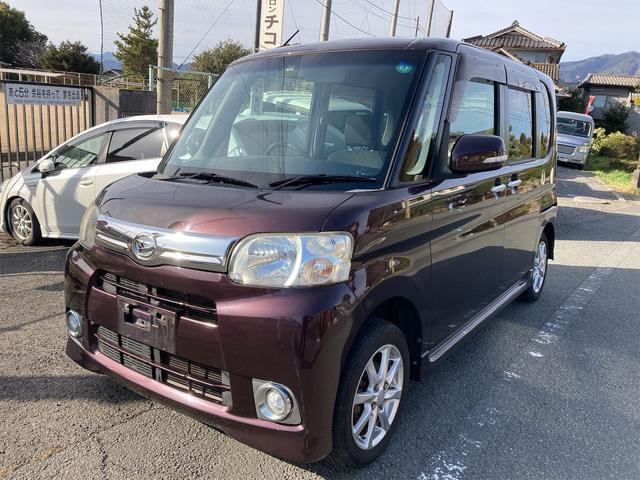 ダイハツ Gスペシャル 4WD ナビ ETC 電動スライドドア