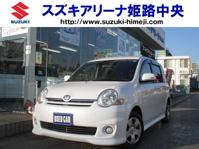 トヨタ X Sエディション 両側電動スライド HID